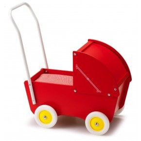 Micki Dockvagn - Röd