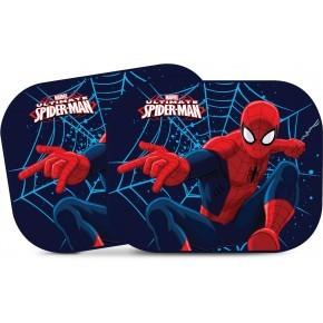 Eurasia Spiderman Solskärmar 2 st.