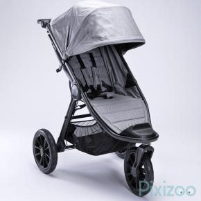 Baby Jogger City Elite 2 - slate 2020
