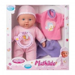 My Baby Love Docka Mathilde Extrakläder