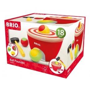 BRIO Bollbultbräde