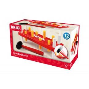 BRIO Hammarbräda - 30525