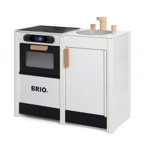 BRIO Leksakskök med Diskho