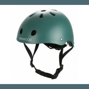 Banwood Cykelhjälm - Dark Green