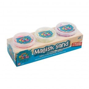 Artkids Magisk Sand 3 Färger