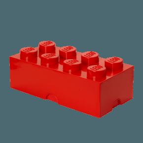 LEGO Förvaring 8 - Röd