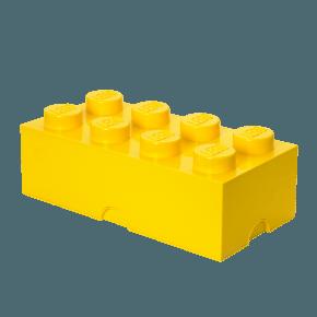 LEGO Förvaring 8 - Gul