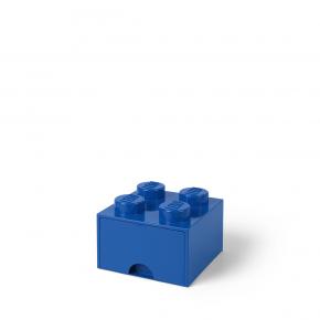 LEGO Förvaring 4 Låda - Blå