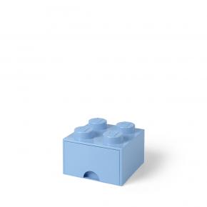 LEGO Förvaring 4 Låda  - Mörkblå