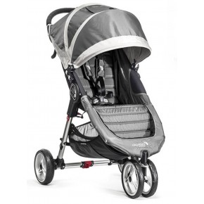 Baby Jogger City Mini - Stålgrå