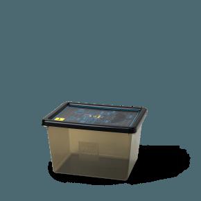 Lego Batman Sorteringsbox (L) - Transparent Svart