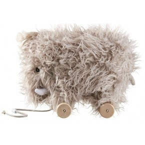 Kids Concept Mammut Dragleksak