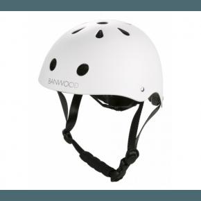 Banwood Cykelhjälm - White