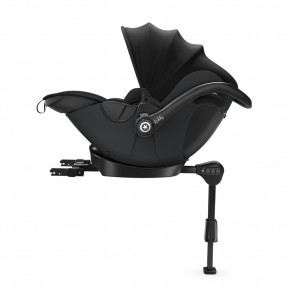Kiddy Evoluna i-Size 2 ink. Isofix Base - Mystic Black
