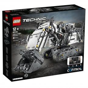 LEGO Technic Liebherr R 9800 grävmaskin - 42100