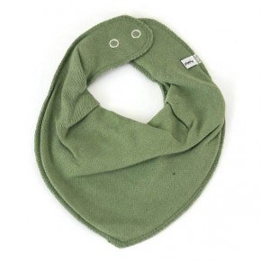 Pippi Scarf - Dry Green
