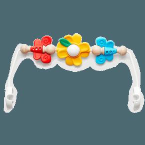 BabyBjörn Flygande Vänner Leksak till Babysitter
