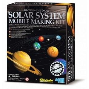 4M Solsystem Mobil