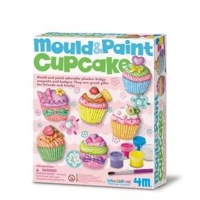 4M Skapa & Måla Cupcakeset