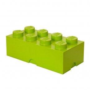 LEGO Förvaring 8 - Limegrön