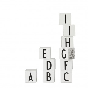 Design Letters Alfabetsklossar