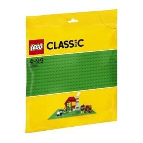 Lego Classic Basplatta - Grön