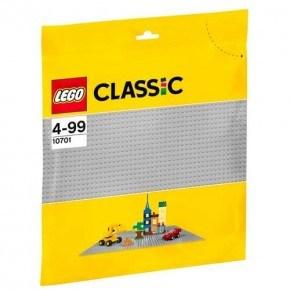 Lego Classic Basplatta - Grå