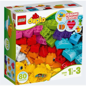 Lego Duplo Mina Första Klossar