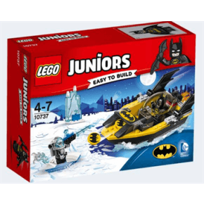 Lego Juniors Batman mot Mr. Freeze