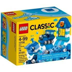 Lego Classic Skaparlåda - Blå