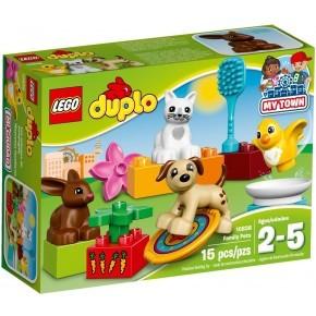 Lego Duplo Familjens Husdjur