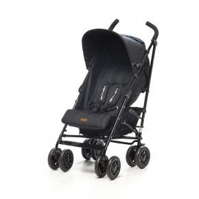 BabyTrold Sprinter Paraplyvagn - Svart