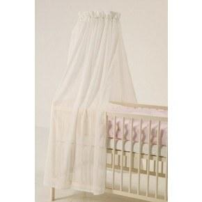 Baby Dan Voile Sänghimmel - Vit