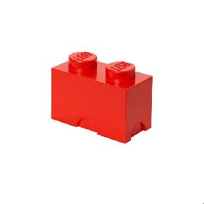 LEGO Förvaring 2 - Röd