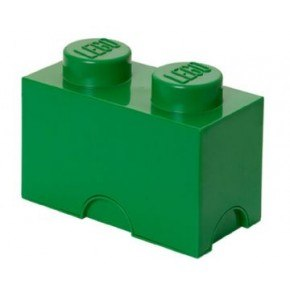 LEGO Förvaring 2 - Grön