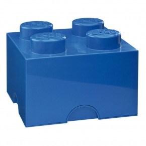 LEGO Förvaring 4 - Blå