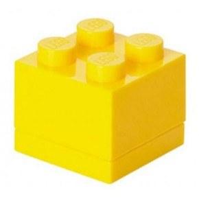 LEGO Matlåda 4 - Gul