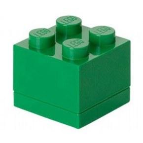 LEGO Matlåda 4 - Mörkgrön