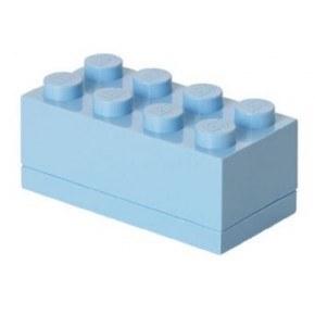 LEGO Matlåda 8 - Ljusblå