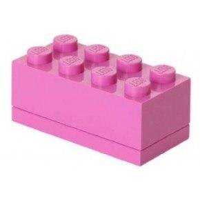 LEGO Matlåda 8 - Rosa
