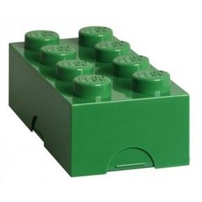 LEGO Classic Matlåda 8 - Mörkgrön