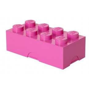 LEGO Classic Matlåda 8 - Rosa