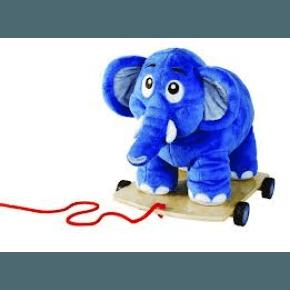 Krea Bodil Elefant Mellan - Blå
