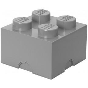 LEGO Förvaring 4 - Grå