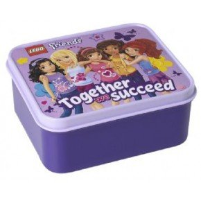 LEGO Friends Matlåda - Lavendel
