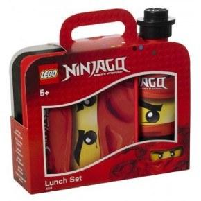 LEGO® Ninjago matlåda och drickflaska