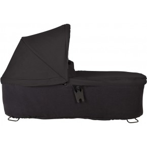 Mountain Buggy Carrycot Plus V3 duett - Svart