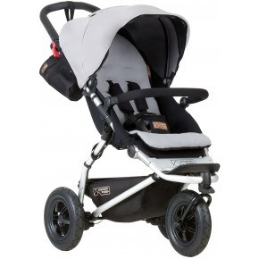 Mountain Buggy Swift Sittvagn - Silver