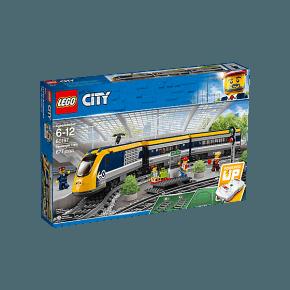 LEGO CITY - Passagertåg - 60197