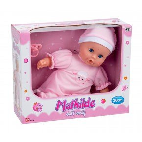 My Baby Love Mjuk Docka Mathilde Napp